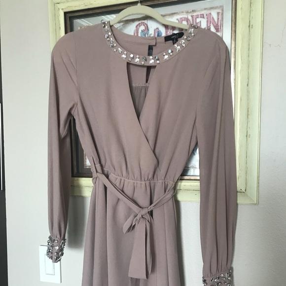69df746196a9 Semi formal wrap dress